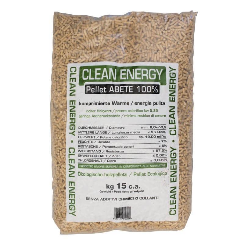 Sacco pellet clean energy